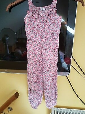 Girls jumpsuit 4-5