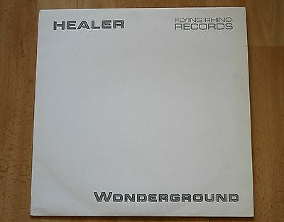 Healer - Wonderground 2x Vinyl Ambient Chill Out 12 Moons GOA Flying Rhino