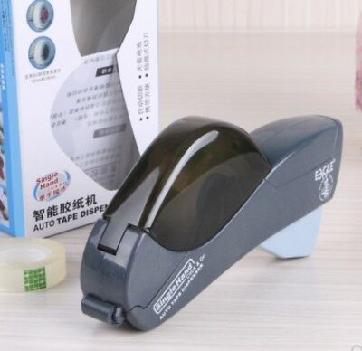 Automatic Tape Dispenser handheld One Hand Operation Safety Easy To Refill UK