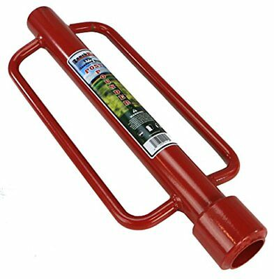 RanchEx 102565 Post Pounder - Medium Duty For Gates and Fences, 16 lb. Pounding