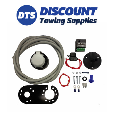 Motorhome 12 S Towbar Electrics Charging System with Relay