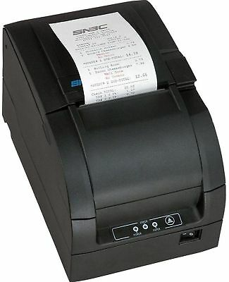 SNBC 132081 Model BTP-M300 Impact Receipt Printer with USB and Serial Interfa...