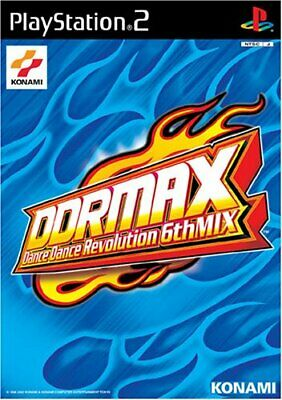 USED-PS2-%E2%80%8B%E2%80%8BDDRMAX-Dance-