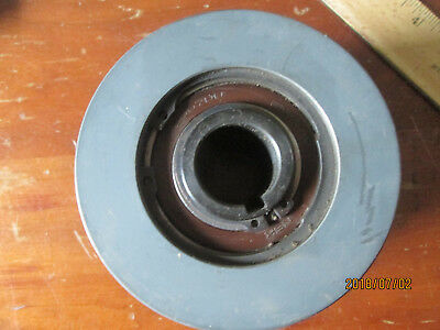 """Centrifugal Clutch Heavy Duty Double Groove (B) With 1"""" Bore 24 Hp Brand New !"""