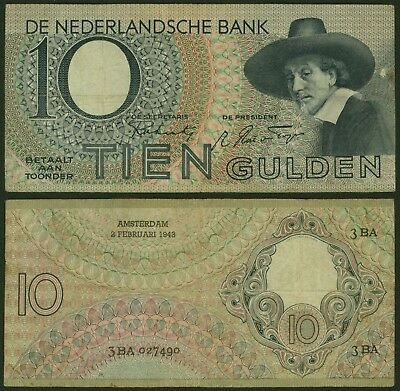 Netherlands - Banknote Circulated