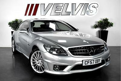 Mercedes Cl Cl63 Amg Coupe 6.2 Automatic Petrol