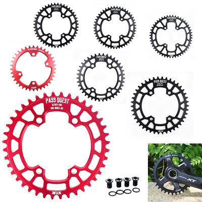 1 PC Bicycle CNC Narrow Wide Chain Ring 96BCD M7000//8000//9000 Aluminum 7075-T651