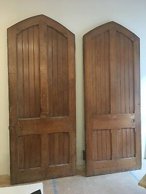 Antique Solid Internal Wood Door