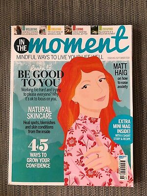 In The Moment Magazine Issue 16 Sept 2018