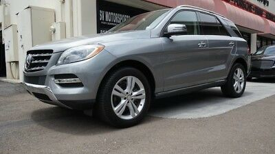 2014 Mercedes-Benz M-Class  2014 Mercedes-Benz ML 350 BlueTEC