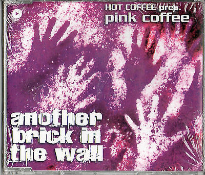 """Pink Coffee """"another Brick In The Wall"""" Spanish Cd Maxi / Pink Floyd - Sealed!!"""