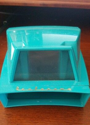 VINTAGE Slide Viewer by Realist Realorama Model # 2001 for 35mm and superslides