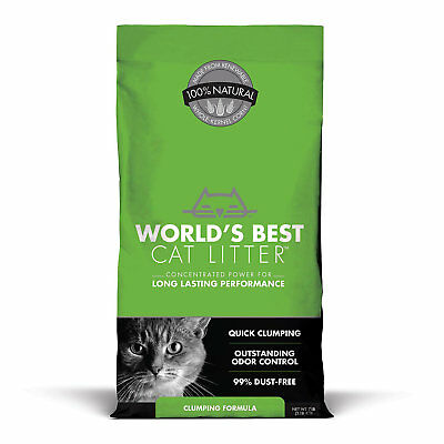 World's Best Cat Litter Clumping Formula