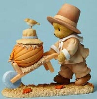 Cherished Teddies - Caleb - You're My Perfect Pumpkin - #4047373