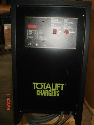 80 volt forklift battery charger
