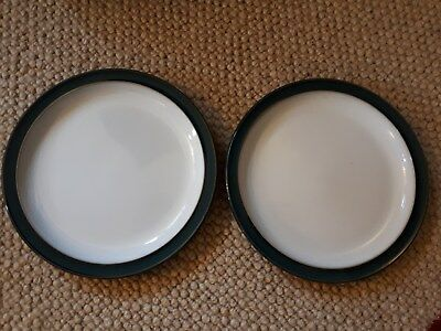 Denby Greenwich - 2 side plates, very good condition