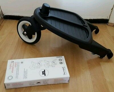 Bugaboo wheeled board with brand new adapter to fit the donkey & buffalo