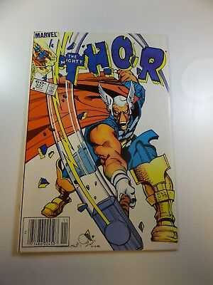 Thor #337 1st appearance of Beta Ray Bill FN/VF condition