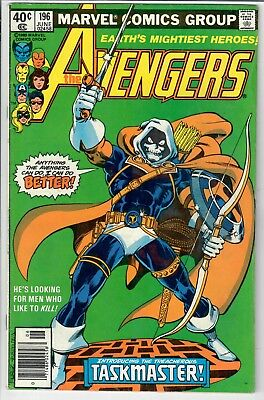 Avengers #196 -- additional items SHIP FREE!!