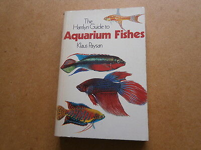 Hamlyn Guide to Aquarium Fishes by Klaus Paysan