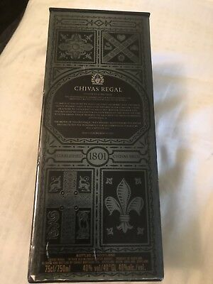 Chivas Regal Box