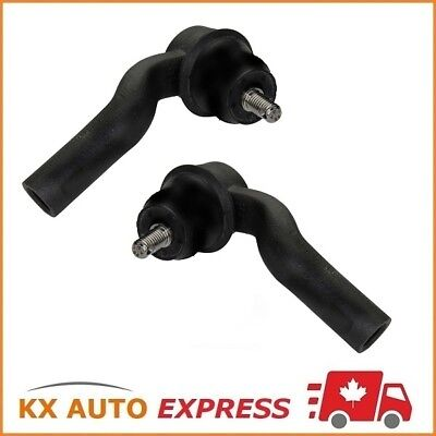 2X Front Outer Steering Tie Rod End for Escape Focus C-Max Transit Connect MKC