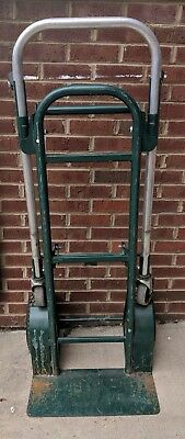 Harper 2 In 1 Folding Hand Truck Hand Truck Cart Dolly 800-1000LBS Made in USA