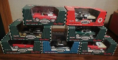 Limited Edition Gearbox Collectible Pedal Cars - Lot of 7 Cars - NIB