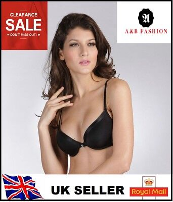 5fe1e3030b   Sexy Lady Boost Enhancer Padded Push Up Comfort Bra UK size 40B MLPLT