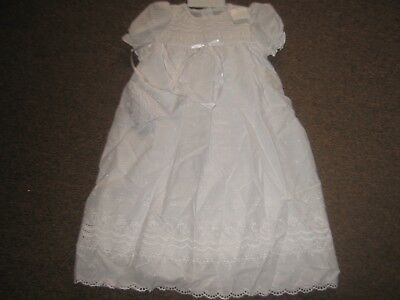 NWT Christening dress size 6 months