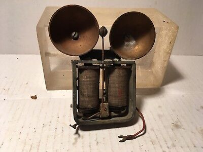 Antique Electric Doorbell Bell Old Style Tattoo Machine Kit Gun Parts Vintage
