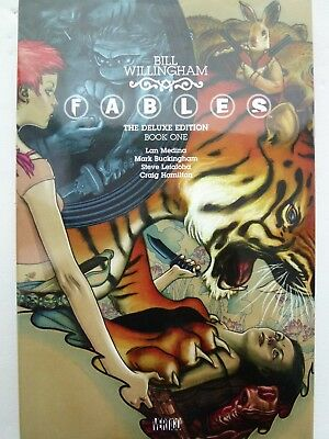 Fables: v. 1 Hardcover – Special Edition, 27 Nov 2009 by Bill Willingham  (Autho