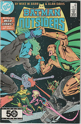 Batman And The Outsiders #27 Kobra Dc 1985