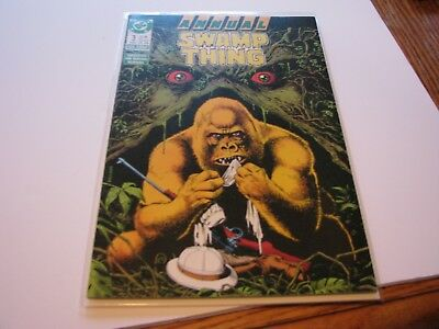 Swamp Thing Annual #3 (1987, DC) Distant Cousins