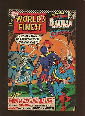 World's Finest Comics 162 VG 4.0 * 1 Book Lot * Jim Shooter & Curt Swan!