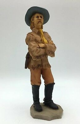 CASTAGNA Western Collection GENERAL CUSTER Figurine Model 181