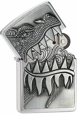 BRIQUET ZIPPO ESSENCE NEUF - DRAGON SURPRISE ( Original , Tempete , Collection )