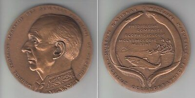 Bronzemedaille 1972, Maurice Fontaine 1904-2009, vz