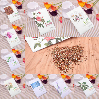 6BB9 Natural Smell Wardrobe Air Refresher Scent Bag Sachet Air Purification