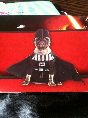 Darth Vader Hundekostüm S,Halloween,Dog,Pet,Disney Star Wars,Fancy Dress