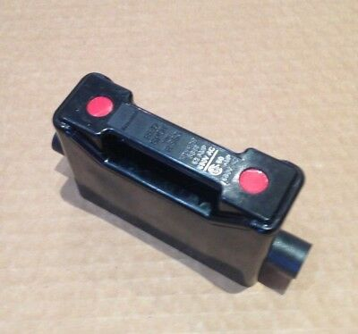 Cooper Bussmann Red Spot  63A Fuse Holder for A3 Fuse. RS63H  66-0495 413-923
