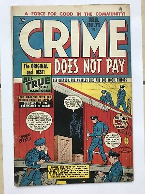 Crime Does Not Pay 71