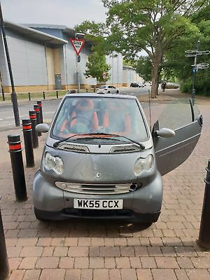 smart car fortwo passion convertible