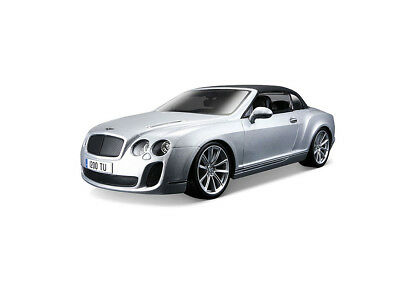 Bentley Continental Supersports Closed Convertible Diecast Model Car 18-11037