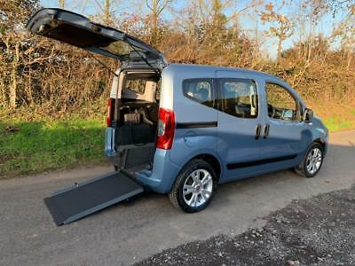 2014 Fiat Qubo 1.4 8V MyLife 5dr WHEELCHAIR ACCESSIBLE VEHICLE 5 door Wheelch...