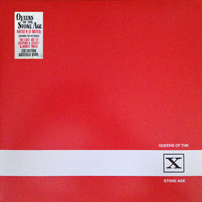Queens Of The Stone Age - Rated R - Gatefold Vinyl LP *NEW*