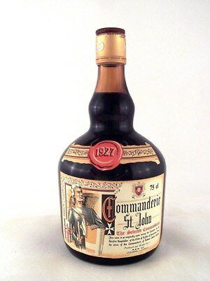 1927 KEO Commandaria St.John Dessert Wine ISLE OF WINE