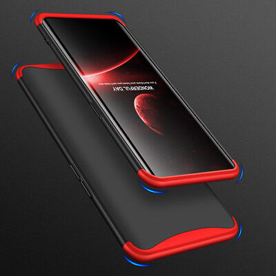 Heavy Duty 360° Full Protection Cover Shockproof Armor Case For OPPO R15 Find X