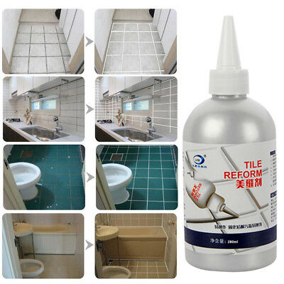 Tile Gap Refill Agent Tile Reform Coating Mold Cleaner Sealer Repair Glue Hot