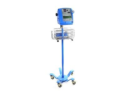 GE DinaMap Pro 100 Vital Signs Patient Monitor NiBP SpO2 with stand/cart